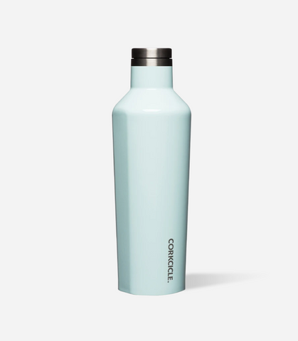 Corkcicle Classic Canteen 16oz Gloss Powder Blue
