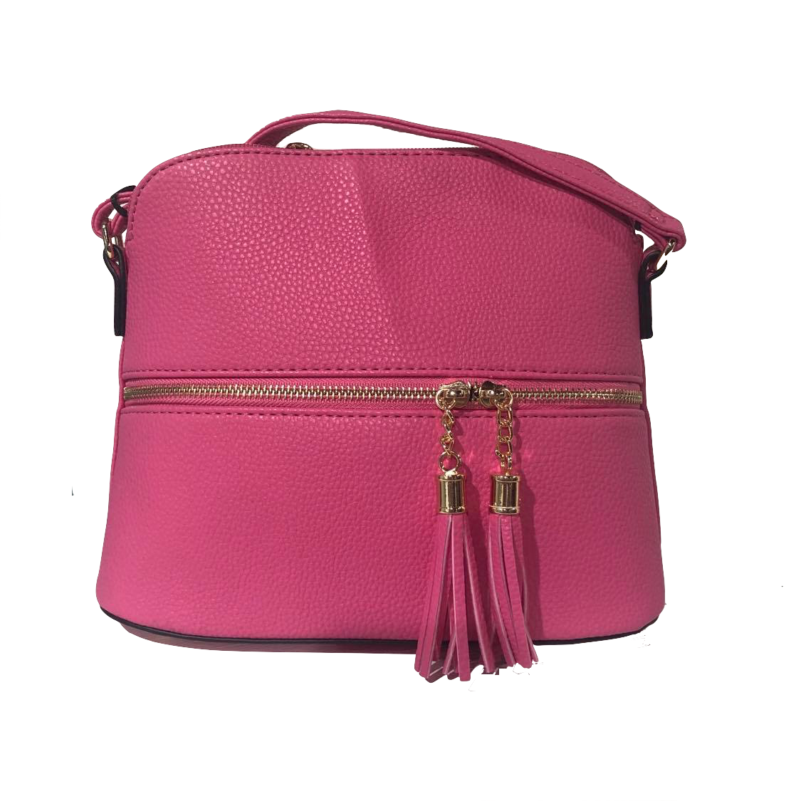 Crossbody Purse - Hot Pink