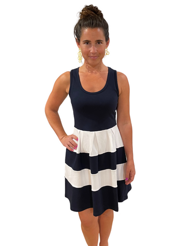 Duffield Lane Ludington Dress - The Lucky Knot Exclusive