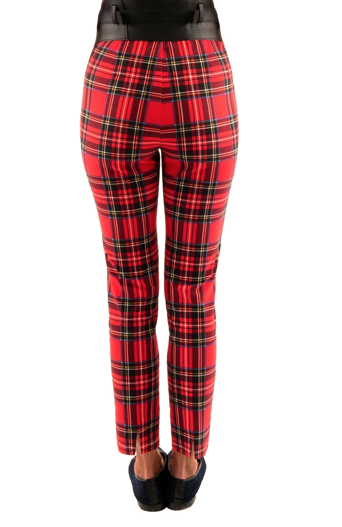Sale Gretchen Scott Pull On Pant - Duke Of York - Red/Multi