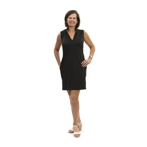 Katherine Way Santa Rosa Dress - Black