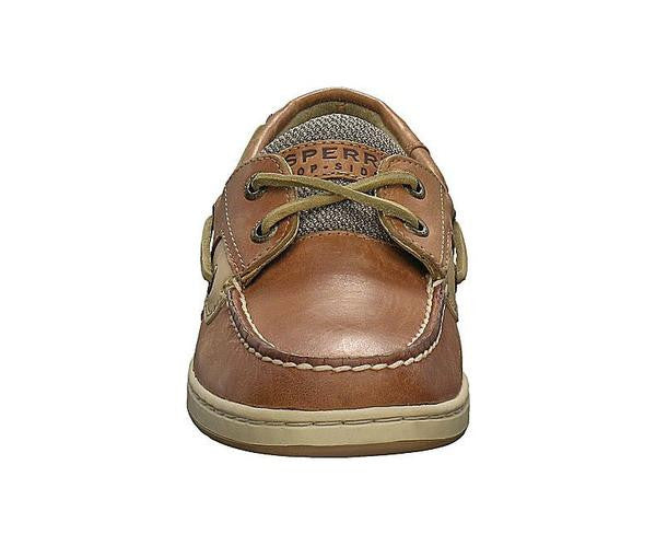 Sperry Women's Bluefish 2 Eye Linen Oat by Sperry Top-Sider from THE LUCKY KNOT - 2