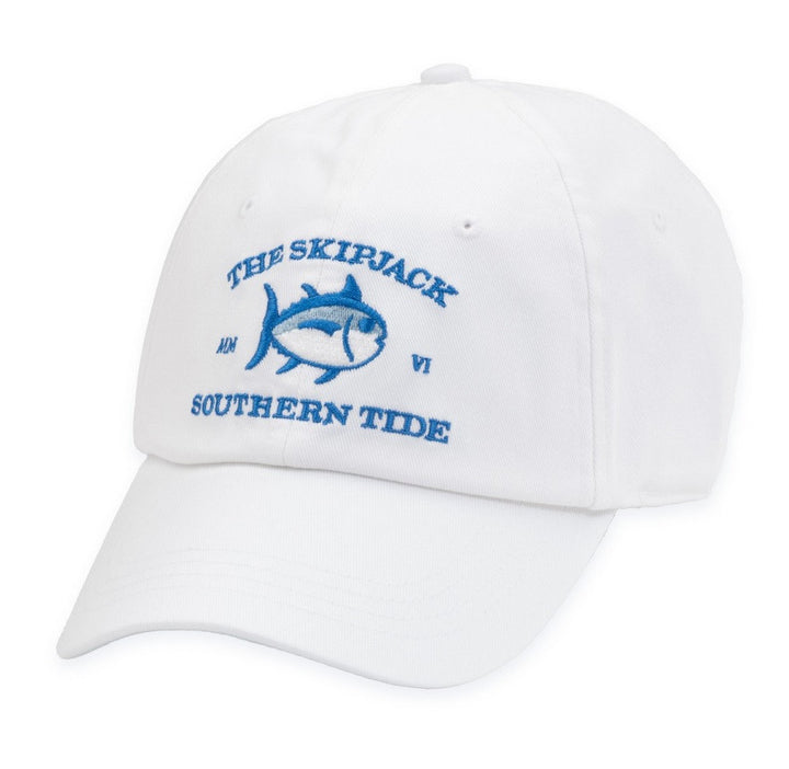 Southern Tide Original Skipjack Hat in White by Southern Tide from THE LUCKY KNOT - 1