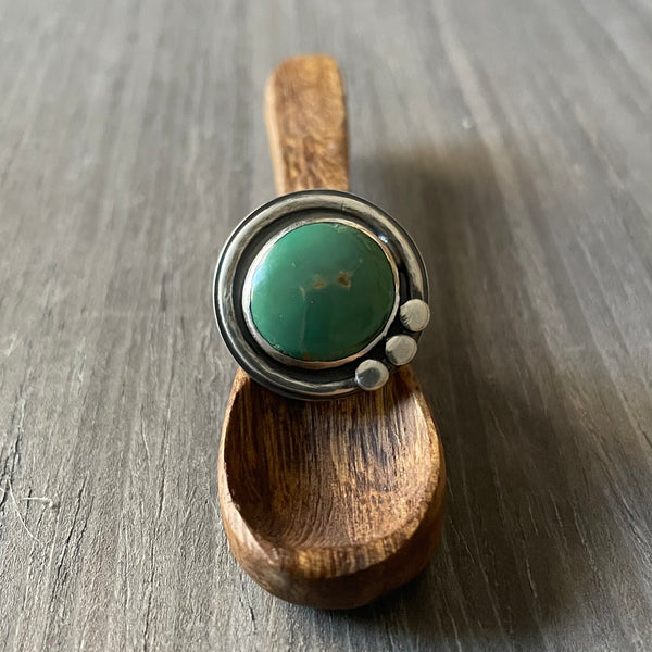 Kate's Rings - Emerald Valley Turquoise Ring