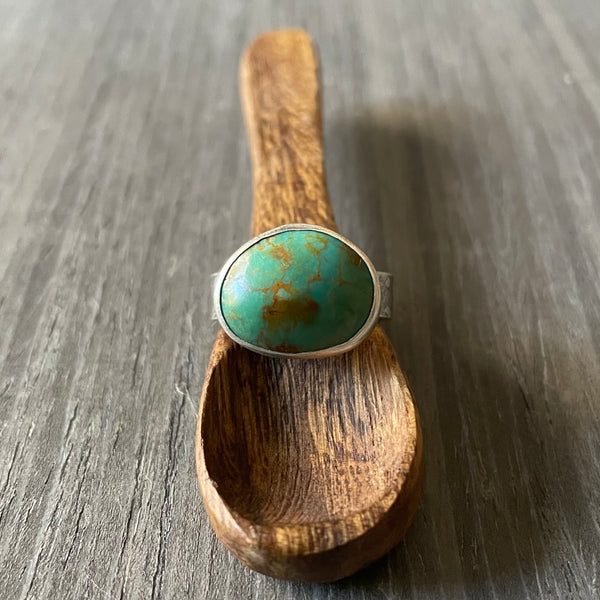 Kate's Wild - Emerald Valley Turquoise Ring