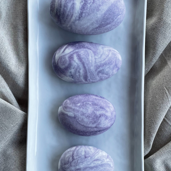 Jane River Stone Salt Soap Trio