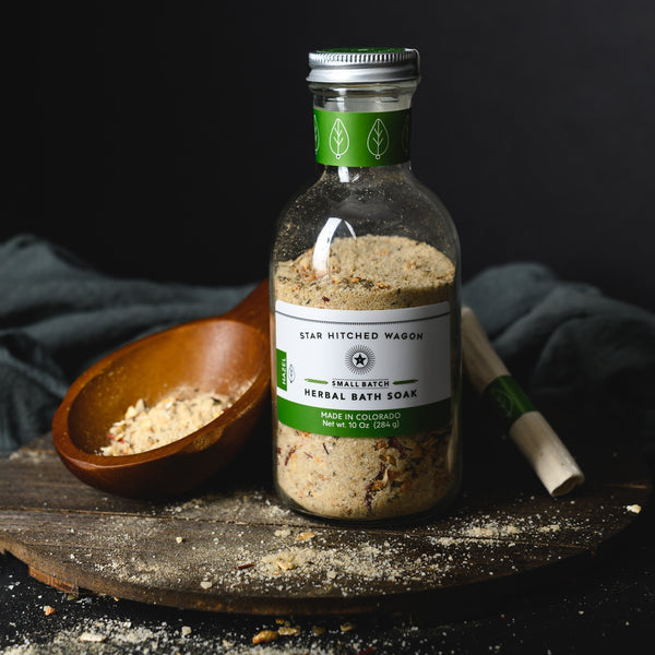 Hazel 10 Ounce Herbal Bath Soak