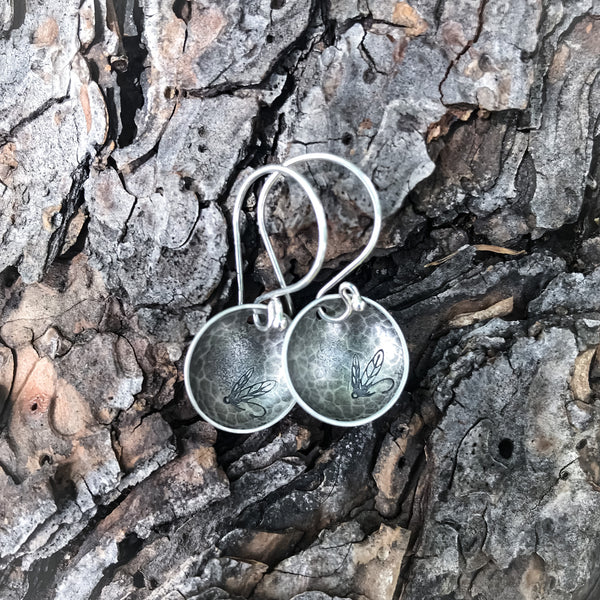 Nora's Signature Sterling Icon Earring
