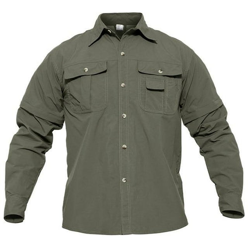 Men's Shirt Military Quick Dry Shirt Men Tactical Clothing Outdoor