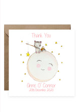 Load image into Gallery viewer, 20 Baby Thank You Cards