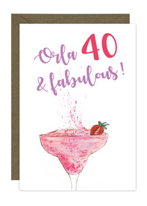 Cocktail 40