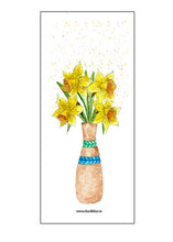 Load image into Gallery viewer, Daffodil Book Mark