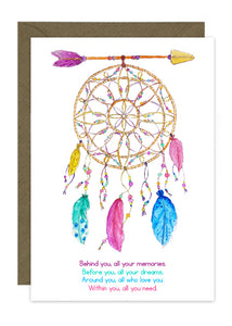 Dreamcatcher Quote