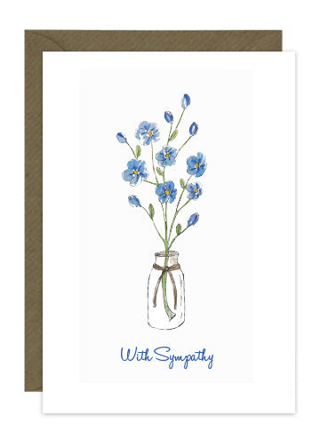 Forget-me-not Sympathy