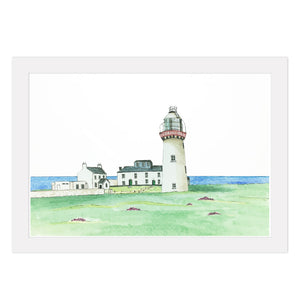 Loop Head Lighthouse Print