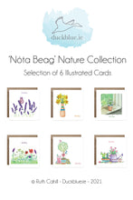 Load image into Gallery viewer, 'Nóta Beag' Nature Collection