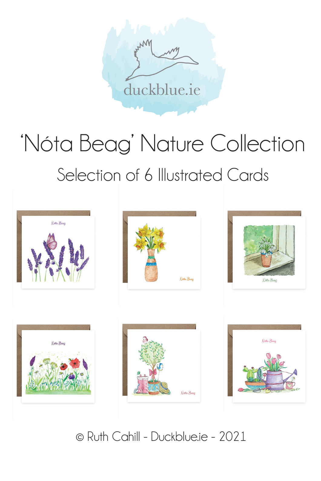 'Nóta Beag' Nature Collection