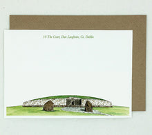 Load image into Gallery viewer, Newgrange Notelets - Box of 20