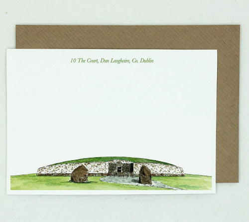 Newgrange Notelets - Box of 20