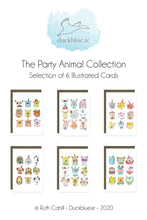 Load image into Gallery viewer, Party Animal Collection