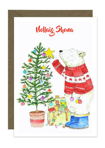 Irish Christmas Card Collection