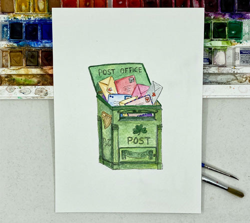 Post Box of Love