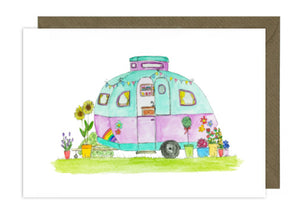 Rainbow Campervan