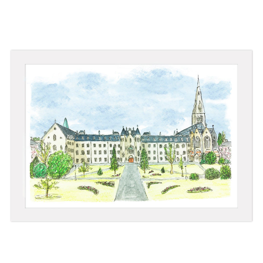 St. Patrick's College Maynooth Print