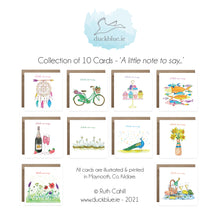 Load image into Gallery viewer, 10 Card 'A little note to say...' Box Collection Vol. 3.