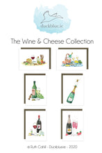 Load image into Gallery viewer, Wine & Cheese Collection
