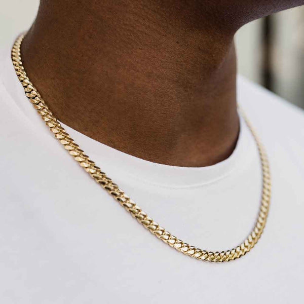 Men S Jewelry Gold Chains