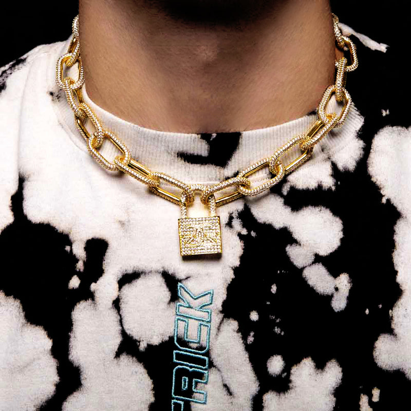 Diamond Links of Life Chain