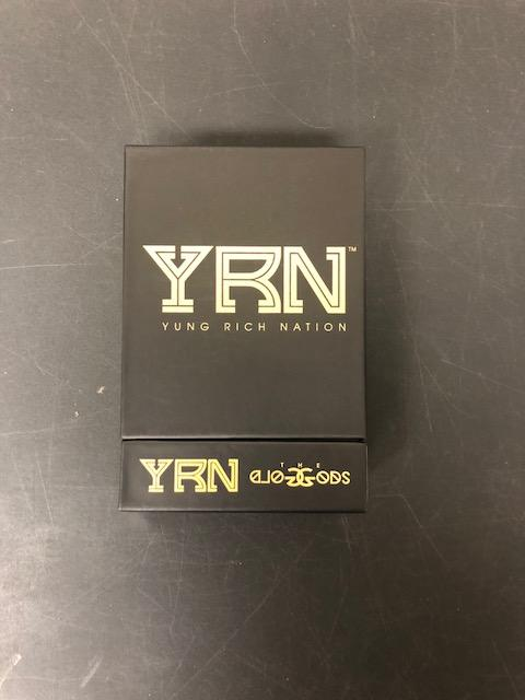 YRN Black Stand-Up Box