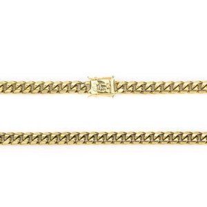 8mm Miami Cuban Link Chain *NEW*
