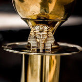 Pharaoh Head Ring
