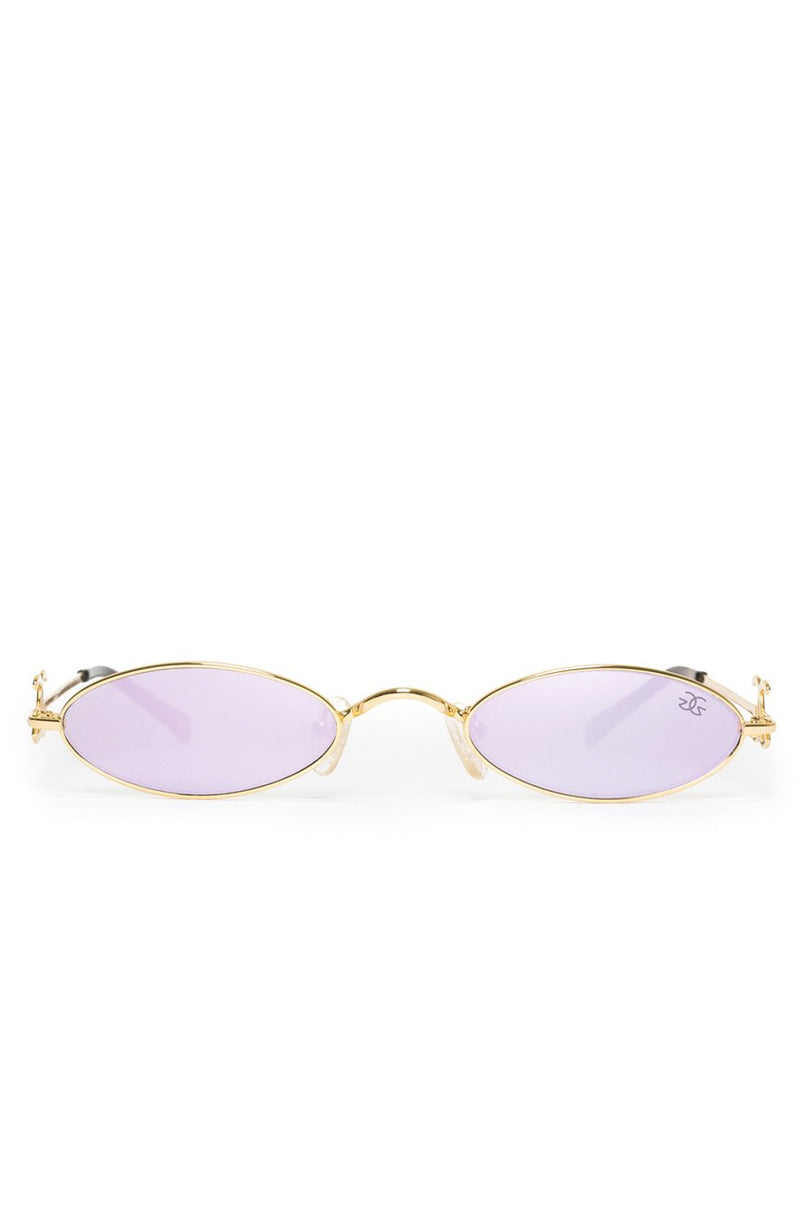 The Rheas Sunglasses in Lavender