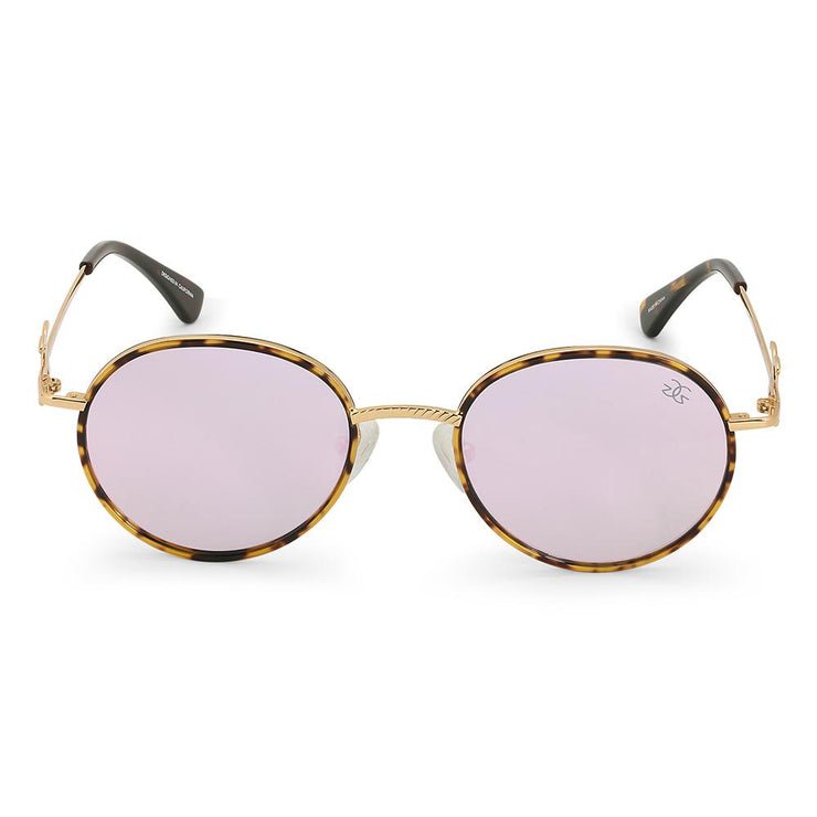 The Iris Sunglasses in Lavender