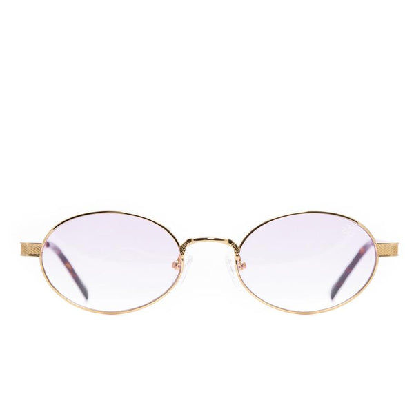 The Ares Sunglasses in Pink Gradient