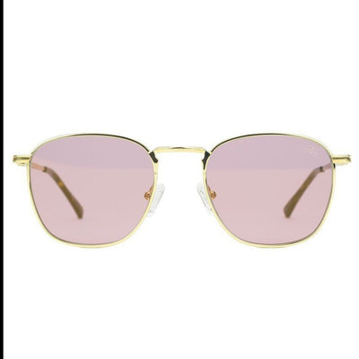 The Athena Sunglasses in Pink Gradient