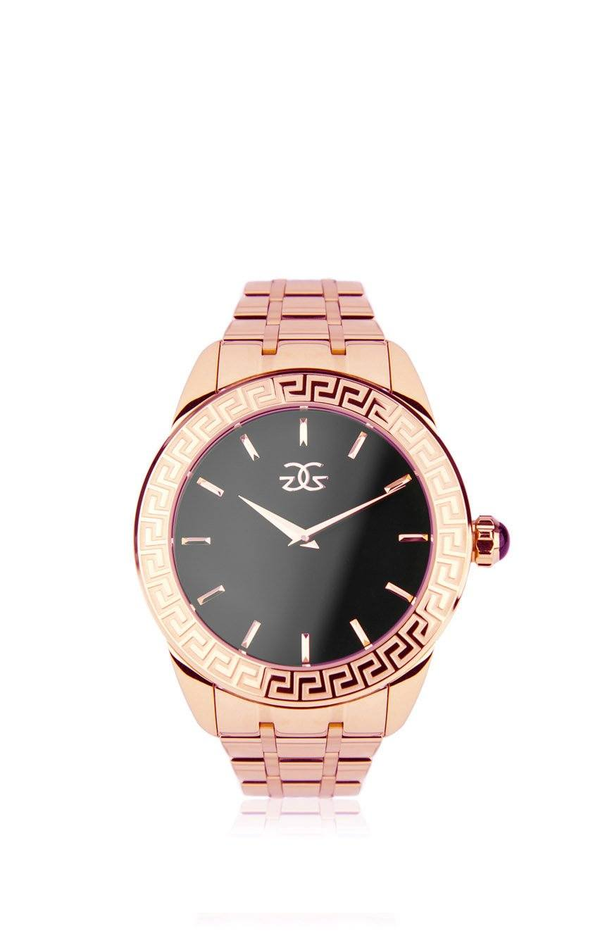 The Augustus Watch in Rose Gold