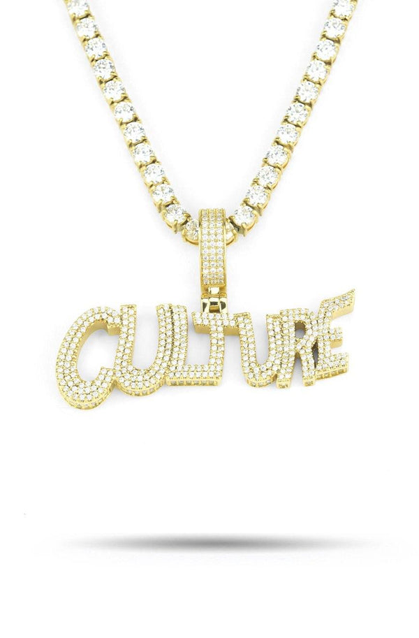 Yung Rich Nation Culture Limited Edition Piece Pendant Only