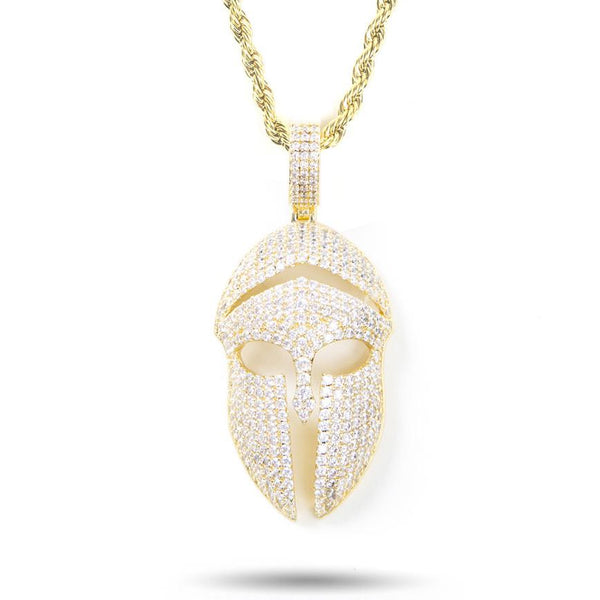 Diamond Trojan Necklace