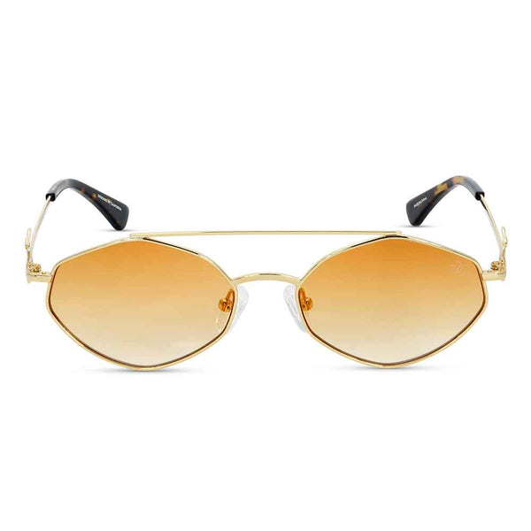 The Eros Designer Vintage Gold Sunglasses Gold Gods