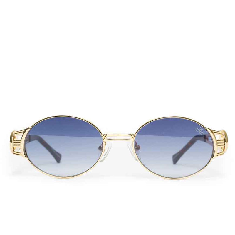 The Ethos Sunglasses in Blue Gradient