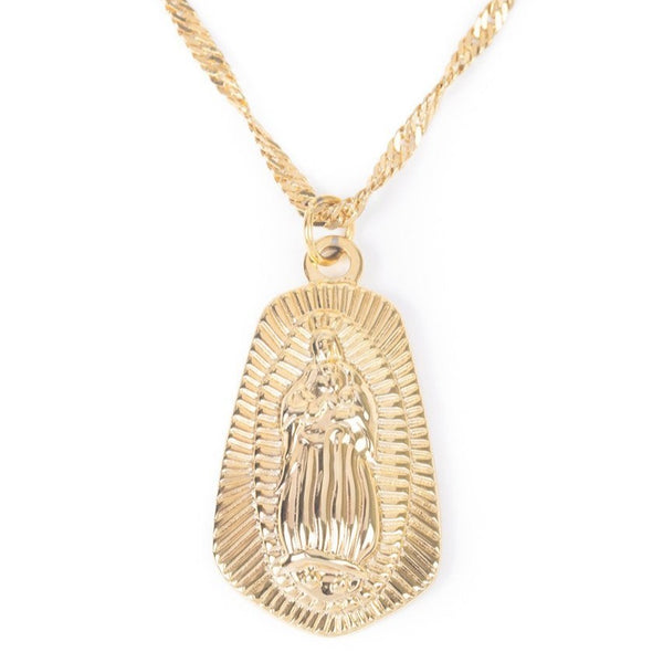 Women's Gold Guadelupe Necklace