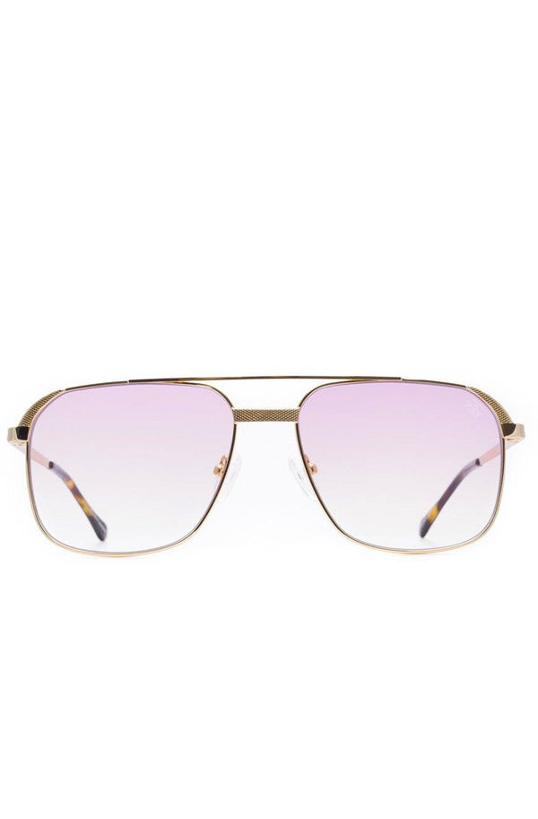 The Hades Sunglasses in Pink Gradient