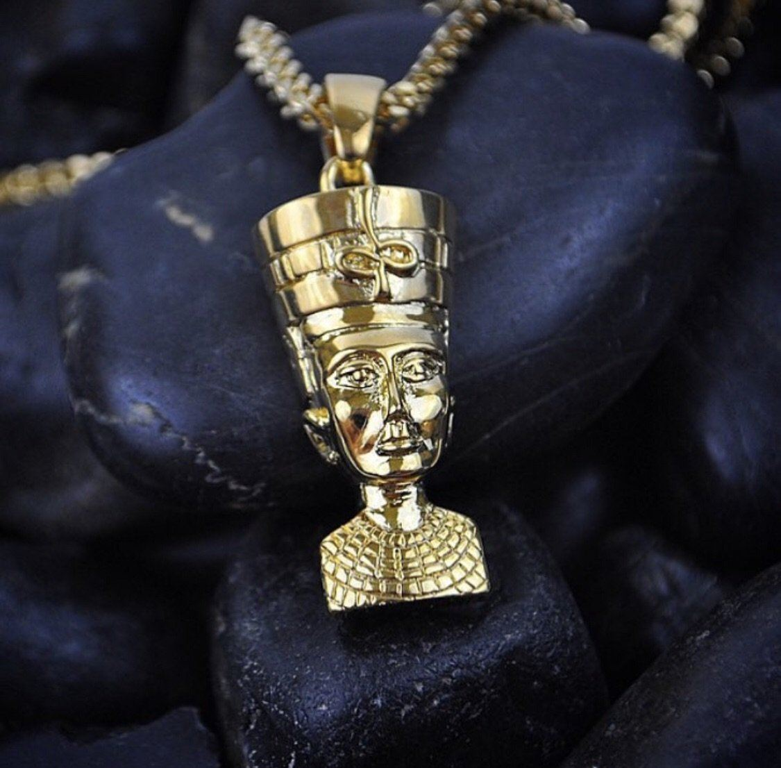 Nefertiti Piece Necklace