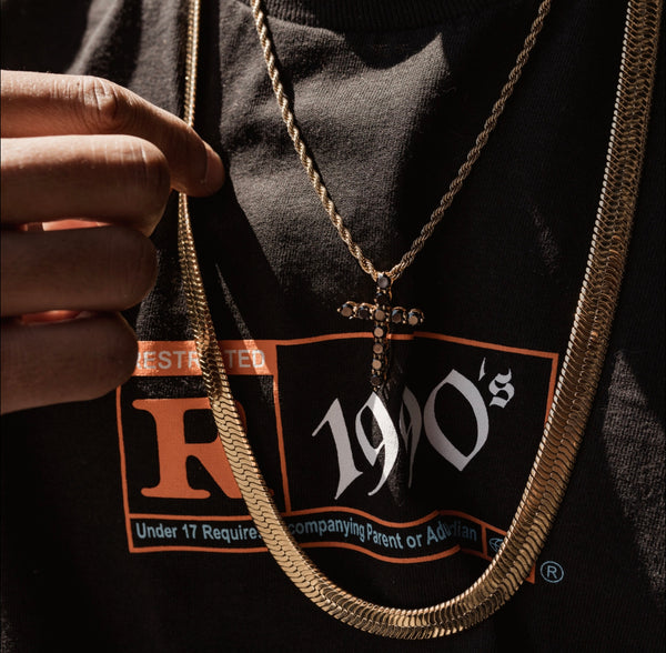Herringbone Chain Golds Gods®