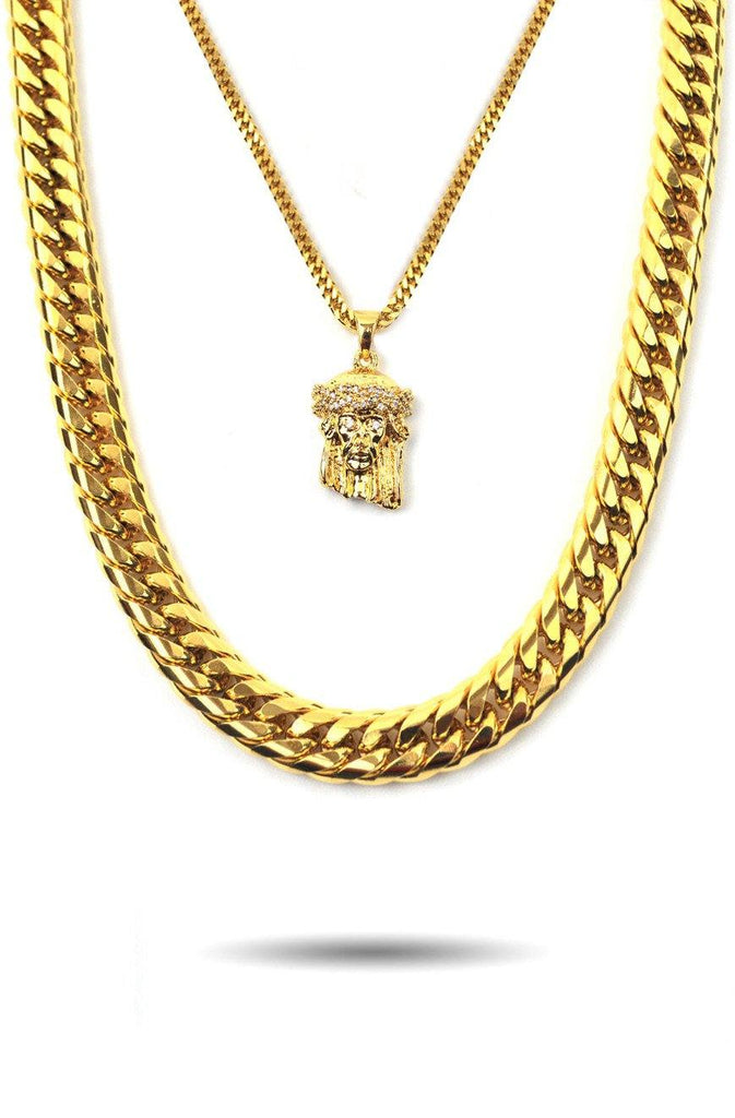 Gold Rope Chain - The Gold Gods Jewelry