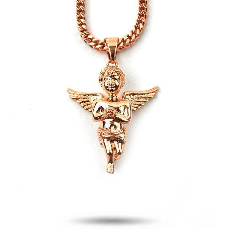 Micro Angel Piece Rose Gold Edition